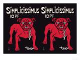 Simplicissimus Prints by Thomas Theodor Heine