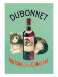 Dubonnet Vin Tonique au Quinquina Prints
