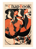 The Chap Book Pósters por Will H. Bradley