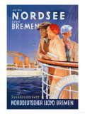 Cruise to the North Sea Via Bremen Photo