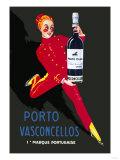 Porto Vasconcellos Schilderij