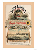 Alster Steamboat Service Prints