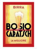 Birra Bosio Caratsch Plakater