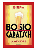 Birra Bosio Caratsch Posters