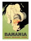 Banani Exquis Dejeuner Sucre Posters