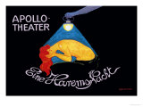 Eine Harems Nacht at the Apollo-Theater Posters by Hans Baluschek