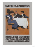 Cafe Plendl Prints
