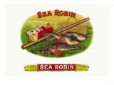 Sea Robin Cigars Prints