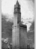 Woolworth Building Posters by Moses King