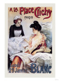A La Place Clichy Prints