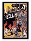Masson: Chocolat Mexicain Reprodukcje autor Eugene Grasset