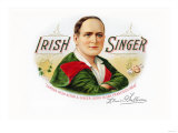Irish Singer Cigars Posters