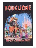 Bouglione, Cirque d'Hiver de Paris Posters