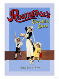 Rowntree's High Class Chocolates and Cocoa Posters