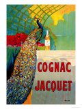 Cognac Jacquet Print by Camille Bouchet
