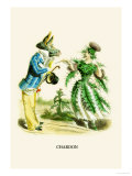 Chardon Prints by J.J. Grandville