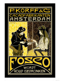 Fosco Cocoa Posters