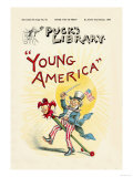 Puck's Library: Young America Prints by Frederick Burr Opper