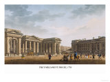 The Parliament House, 1793 Posters by James Malton