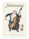 Harmony: When a Cello Needs a Friend Prints