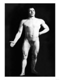 Nude Bodybuilder Prints