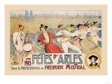 Fetes d'Arles Posters