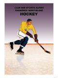 Hockey: Alpine Sports Club Posters