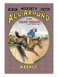 All Around Weekly: Young Drover Prints