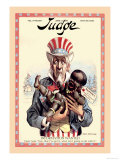 Judge Magazine: Now That I've Got It, What am I Going to Do with It Posters by Grant Hamilton