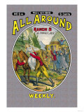 All Around Weekly: Ranch 5 Posters