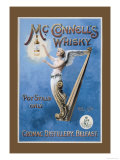 Mcconnell&#39;s Whisky Poster by Howard Davie