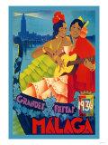Grandes Fiestas Posters