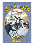 All Around Weekly: Saved in Time Prints