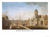 Provost&#39;s House, Dublin, 1794 Prints by James Malton