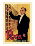 Roca Musical Prints