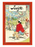 Judge Magazine: Finish Line Prints by Grant Hamilton