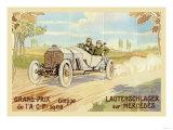 Grand-Prix: Lautenschlager Sur Mercedes Prints
