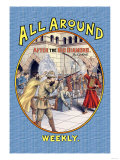 All Around Weekly: After the Big Diamond Poster