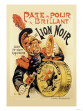 Pate Polir Brillant du Lion Noir Prints