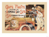 Coupe Pilette Poster