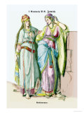 Jewish Noblewomen, First Century B.C. Posters by Richard Brown