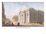 Royal Exchange, Dublin, 1792 Prints by James Malton