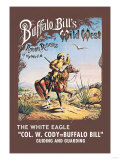 Buffalo Bill: The White Eagle Posters