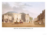 Rotunda and New Rooms, Dublin, 1795 Prints by James Malton