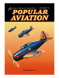 The Seversky P-35 Prints by Herman R. Bollin