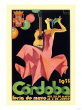 Cordoba Posters