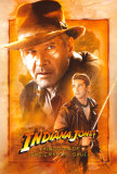 Indiana Jones And The Kingdom Of The Crystal Skull Print