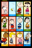 Peanuts Julisteet