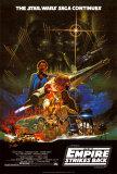 Star Wars- Rymdimperiet slår tillbaka Affischer