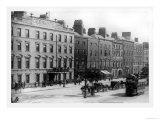 Dublin, Sackville Street, Ireland Prints by George Morrison